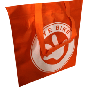 Les sacs cabas réutilisables (ou sac polypropylène)