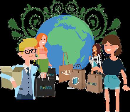 BtoBag s'engage dans le développement durable