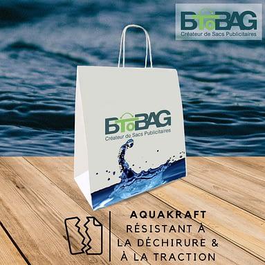 Nos sacs Aquakraft : parfait pour le secteur alimentaire !