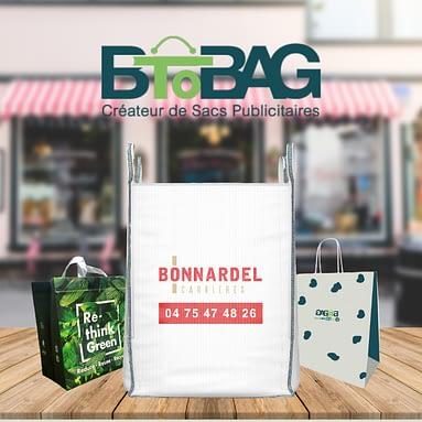 Les sacs Btobag : des sacs publicitaires personnalisés !