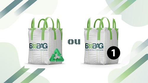 BigBag à usage unique ou à usage multiple, quelle est la différence ?